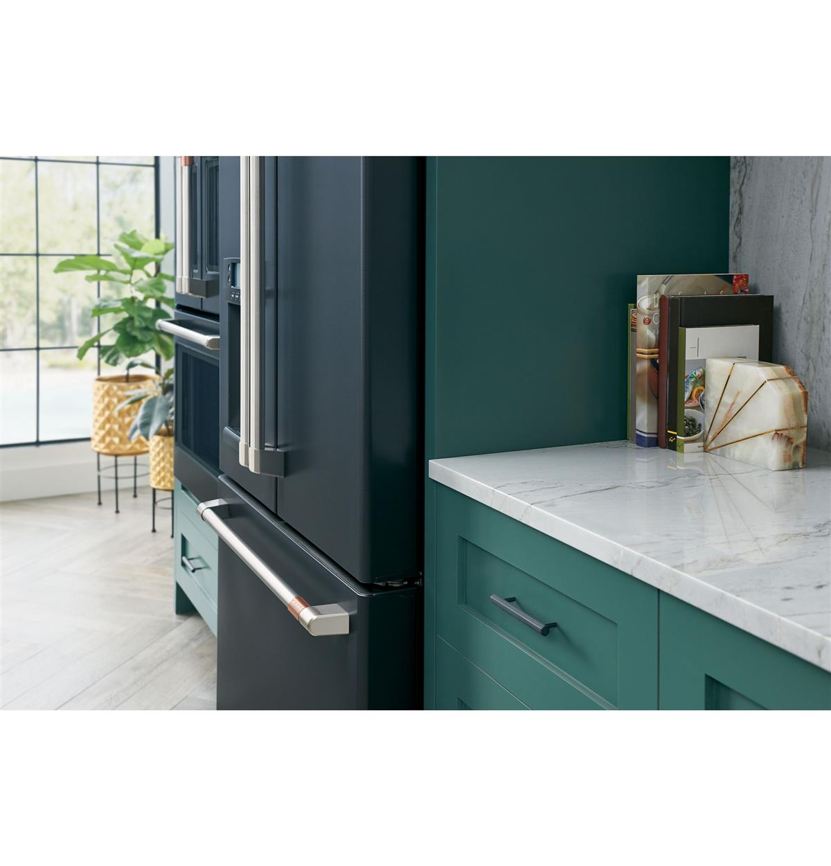 Your kitchen's sightlines will thank you