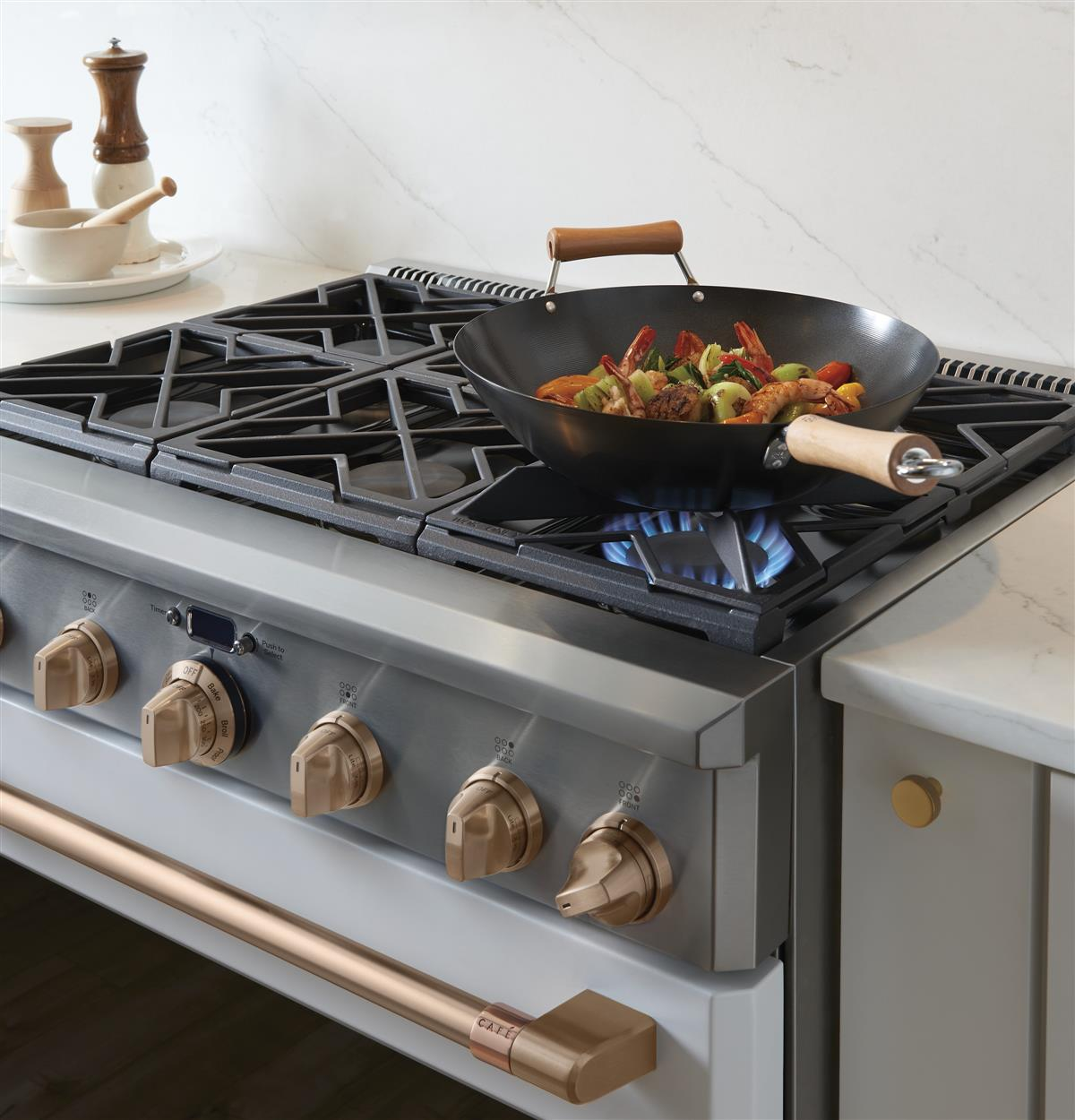 Get the most from your cookware and cooktop