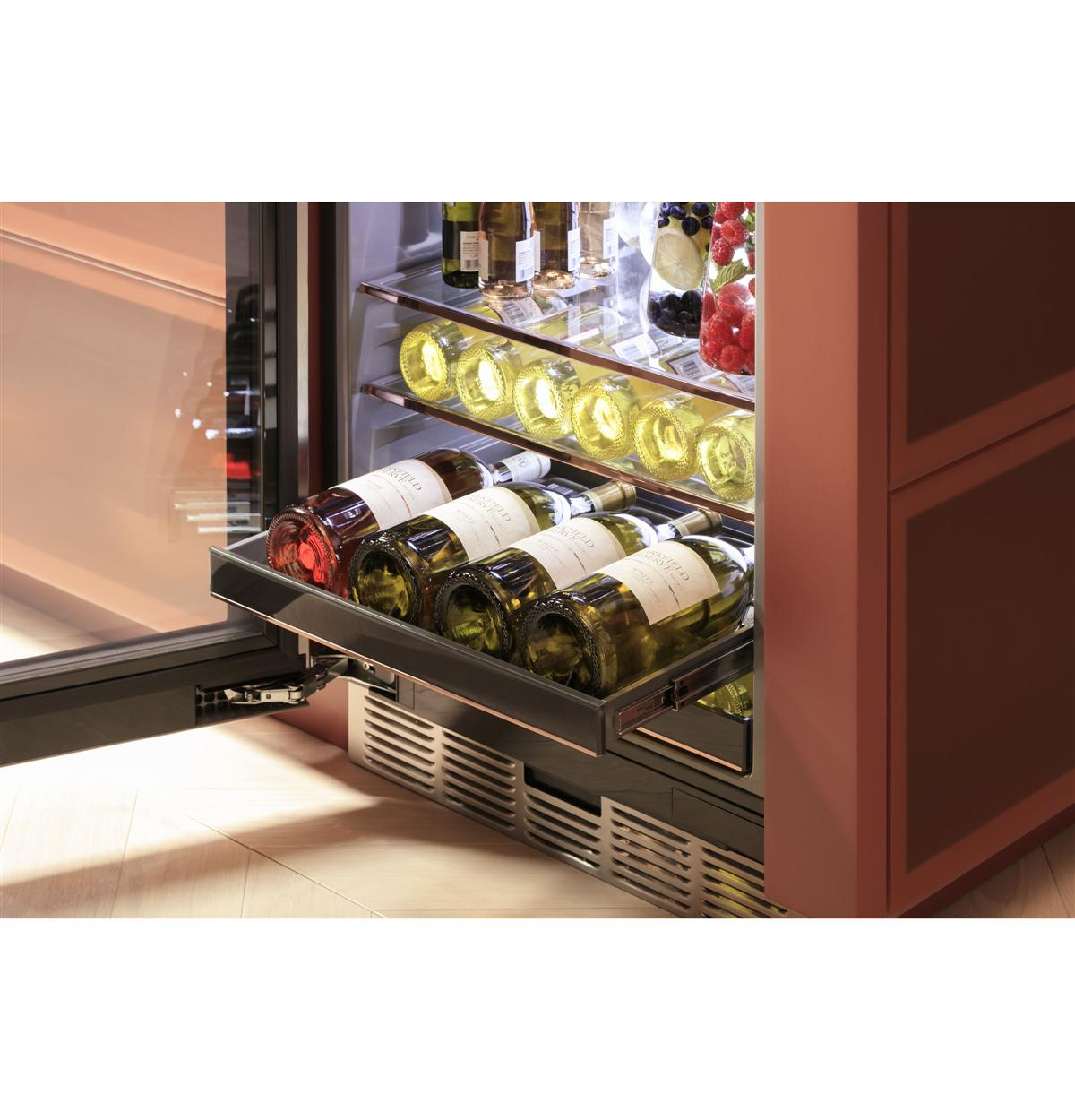 Magnum Bottle Storage