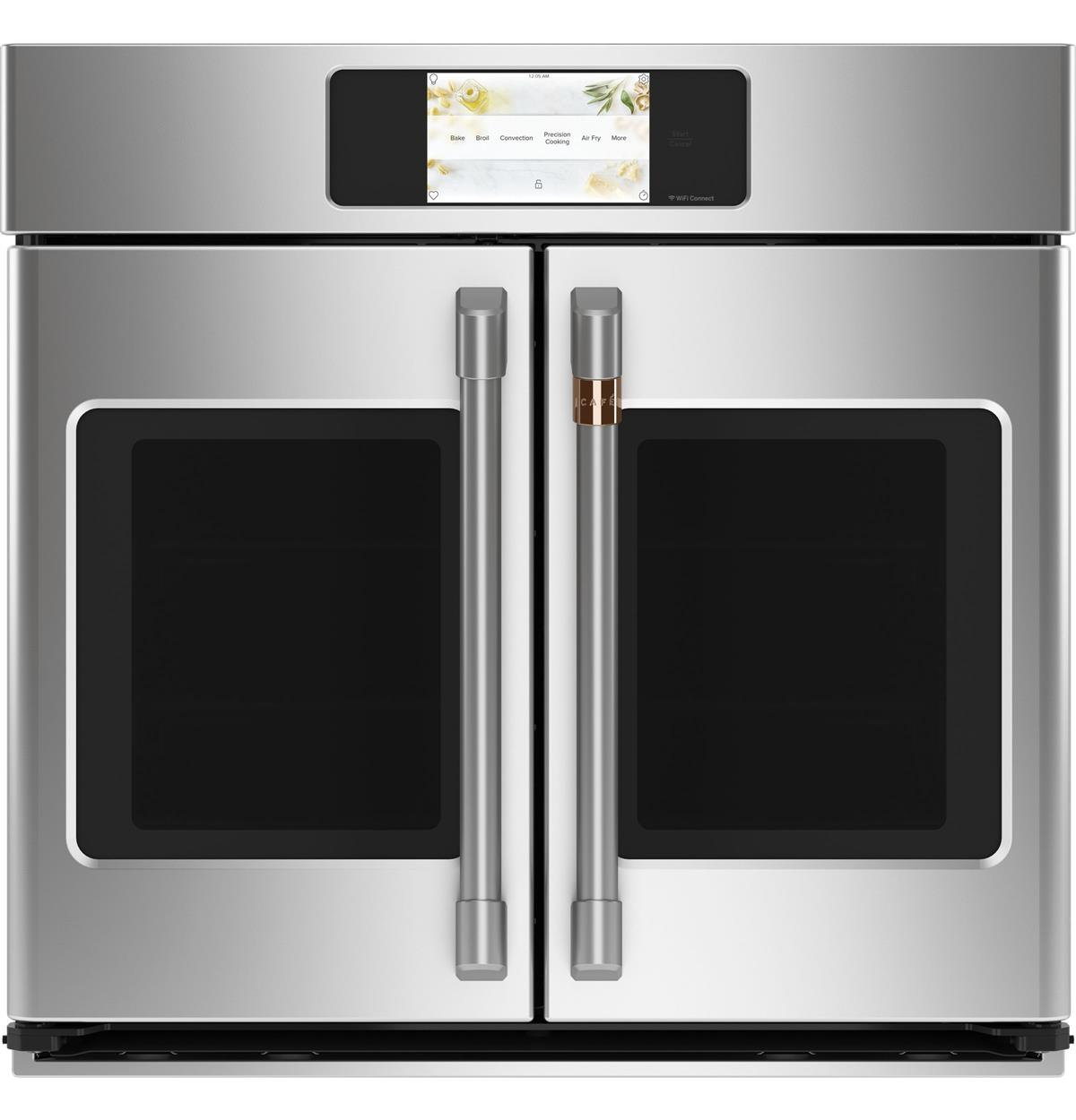 "Café™ Professional Series 30"" Smart Built-In Convection French-Door Single Wall Oven"