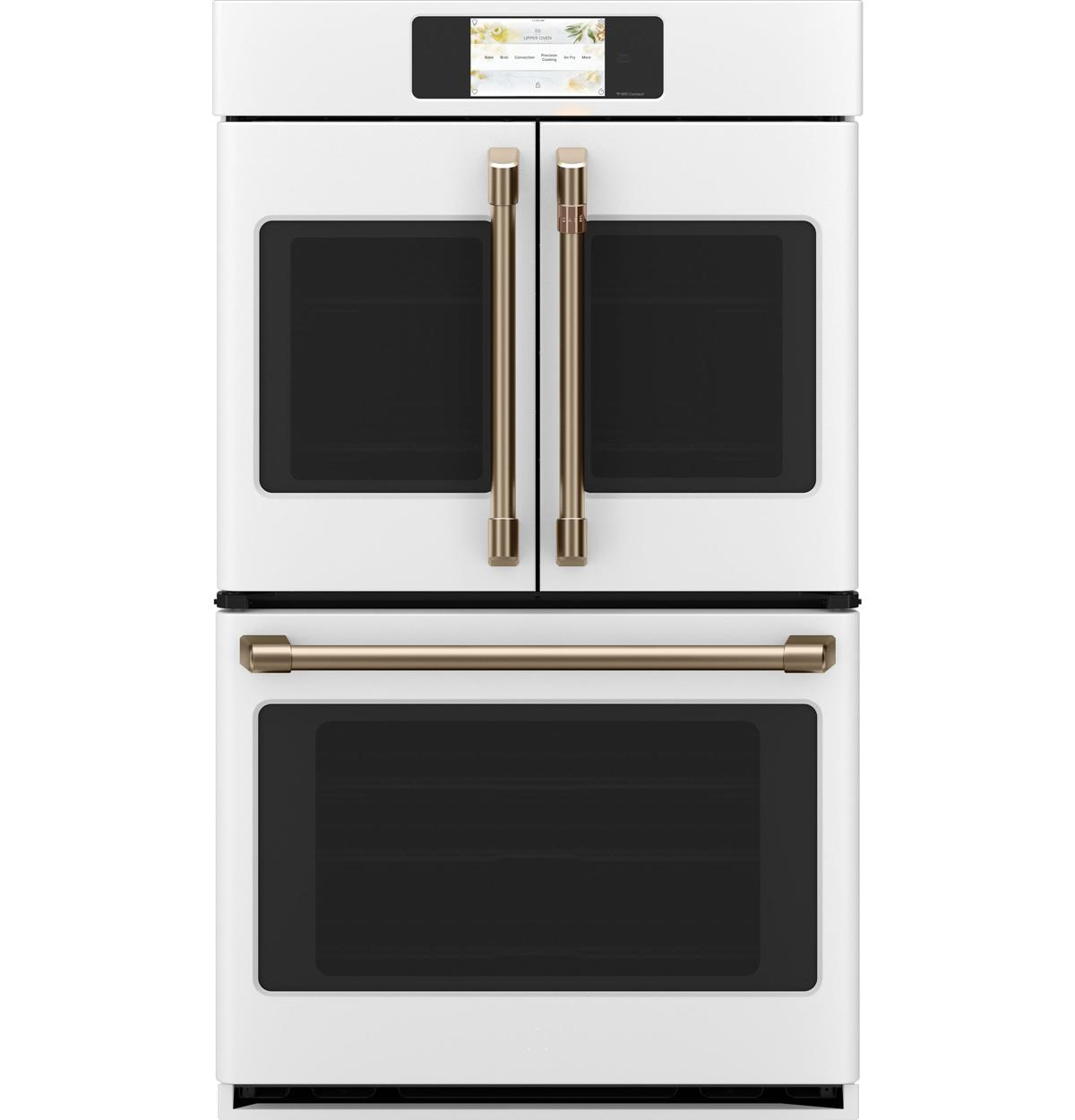 "Café™ Professional Series 30"" Smart Built-In Convection French-Door Double Wall Oven"