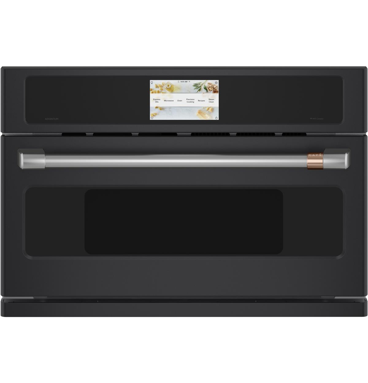 "Cafe™ 30"" Five in One Oven with 120V Advantium® Technology"