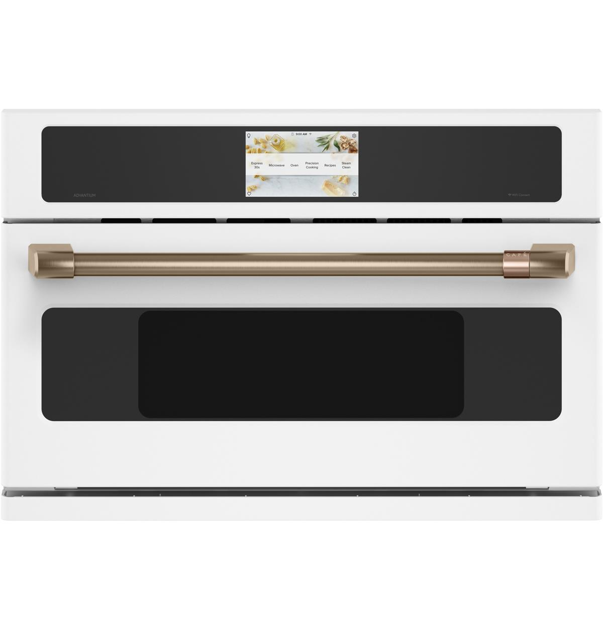 "Cafe™ 30"" Five in One Oven with 240V Advantium® Technology"