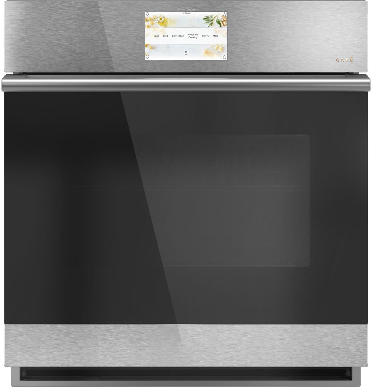 "Café™ 27"" Smart Single Electric Convection Wall Oven"