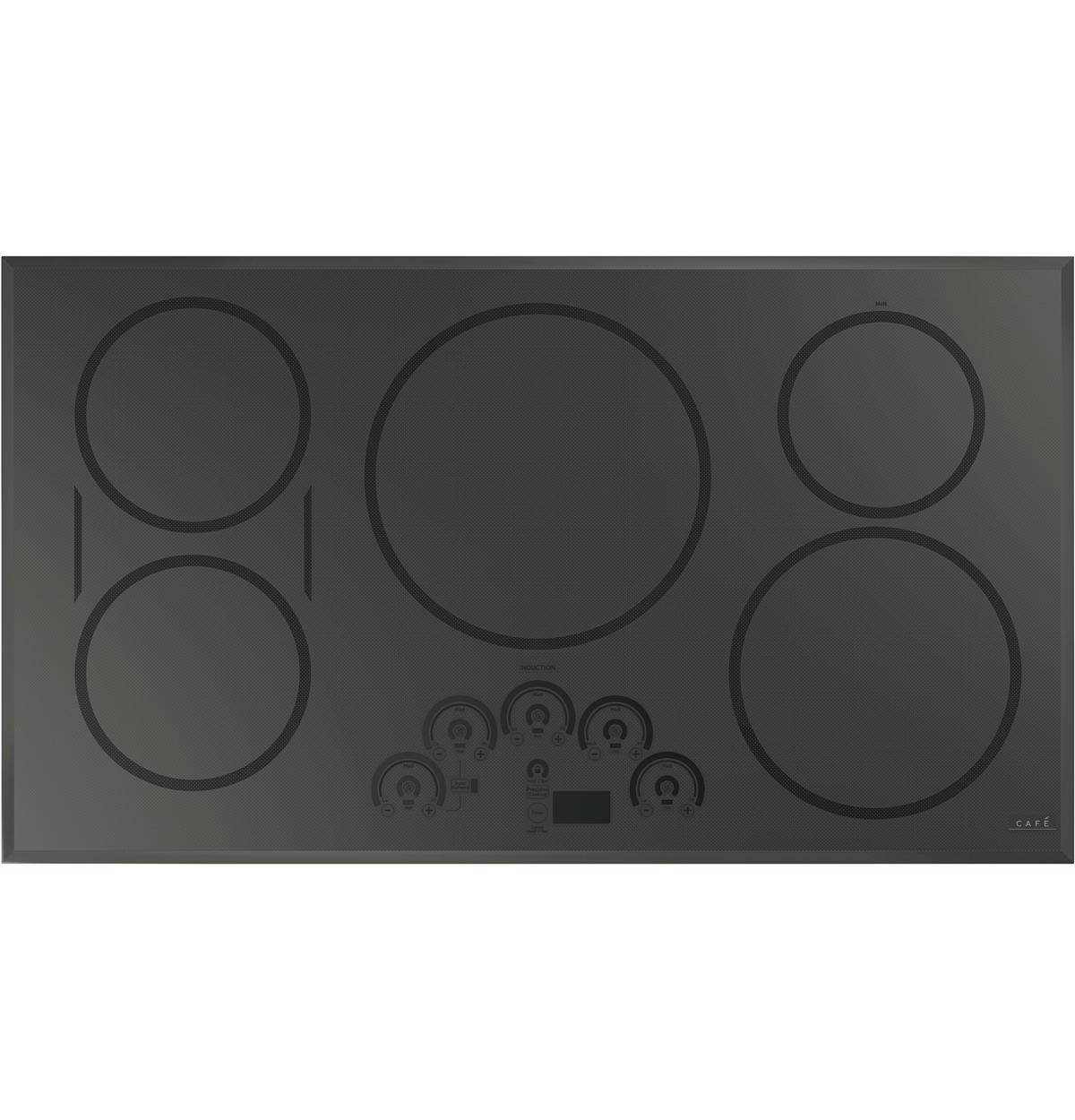 "Café™ 36"" Built-In Touch Control Induction Cooktop"