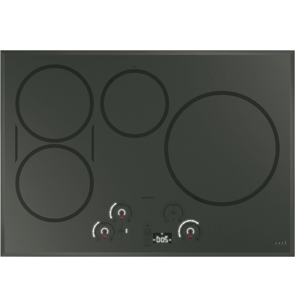 "Café™ 30"" Smart Touch-Control Induction Cooktop"