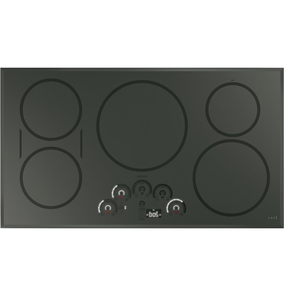 "Café™ 36"" Smart Touch-Control Induction Cooktop"