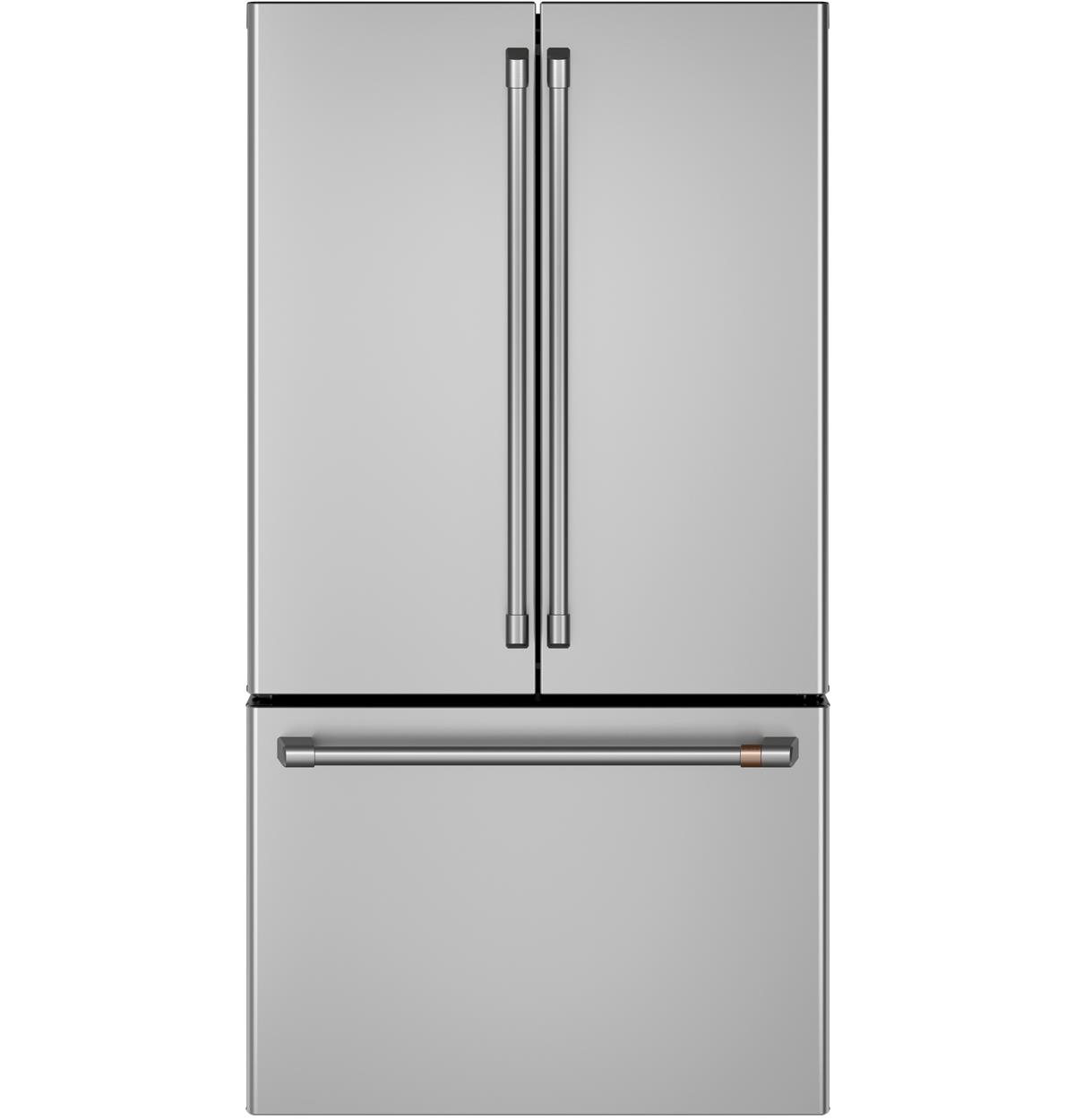 Café™ ENERGY STAR® 23.1 Cu. Ft. Smart Counter-Depth French-Door Refrigerator