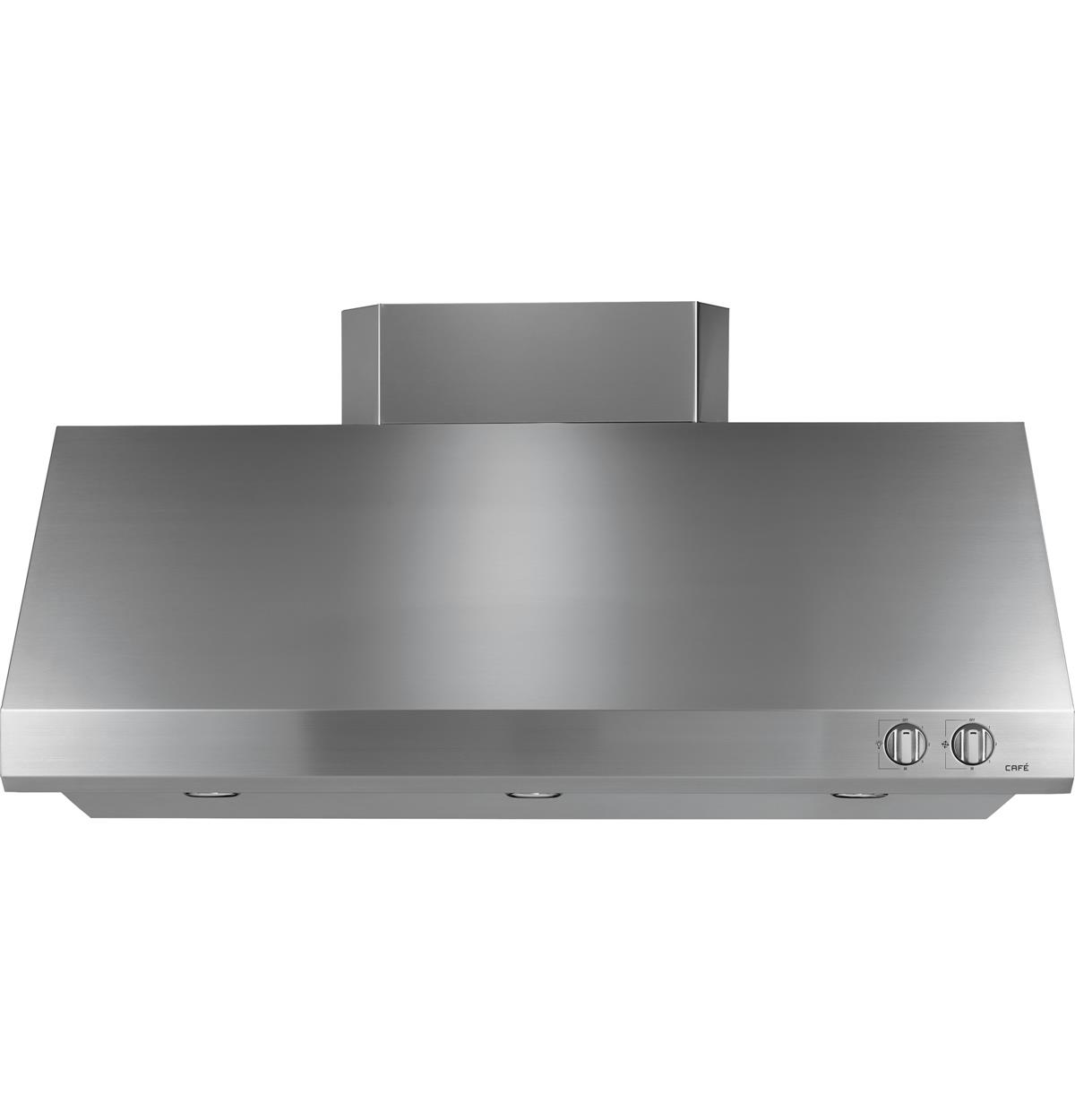 "Café™ 48"" Stainless Steel Professional Hood"