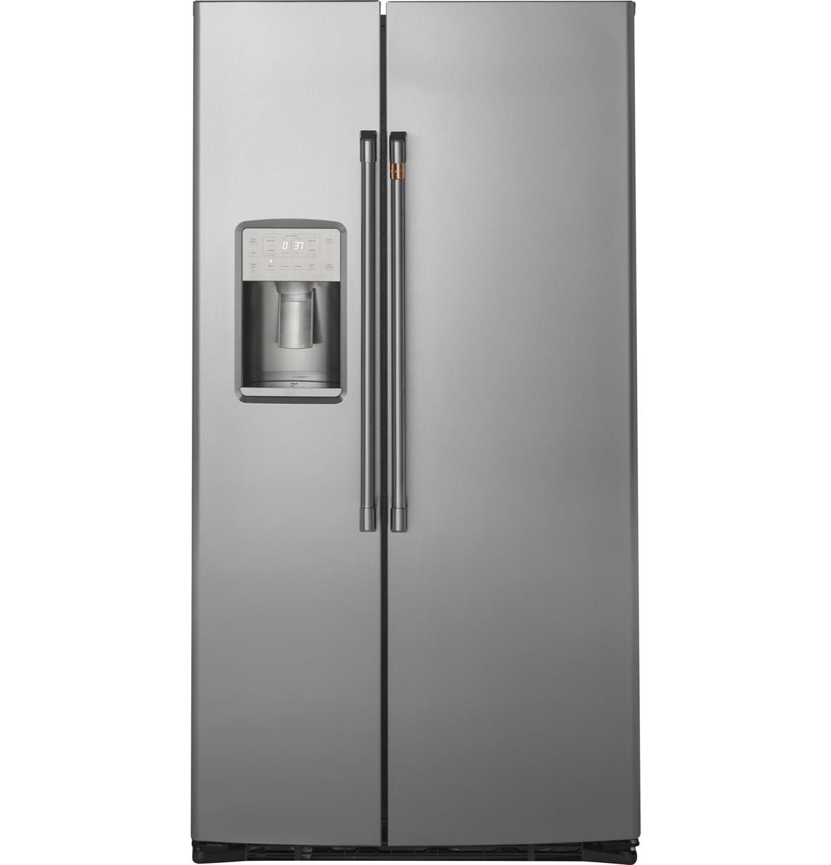 Café™ 21.9 Cu. Ft. Counter-Depth Side-By-Side Refrigerator