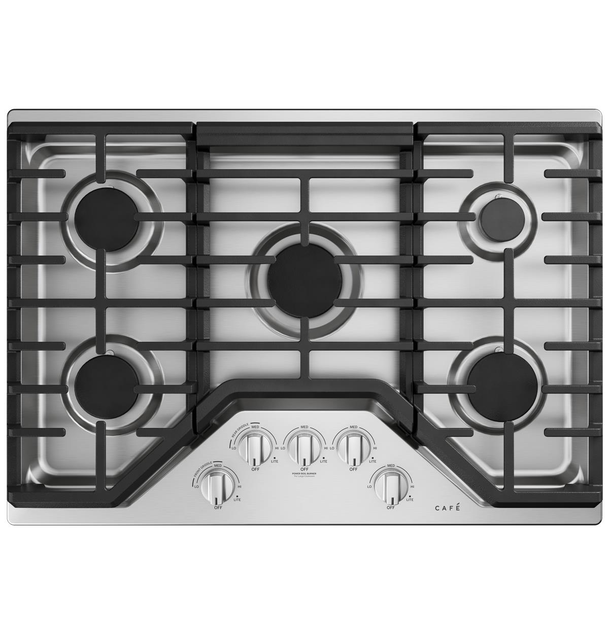 "Café™ 30"" Built-In Gas Cooktop"
