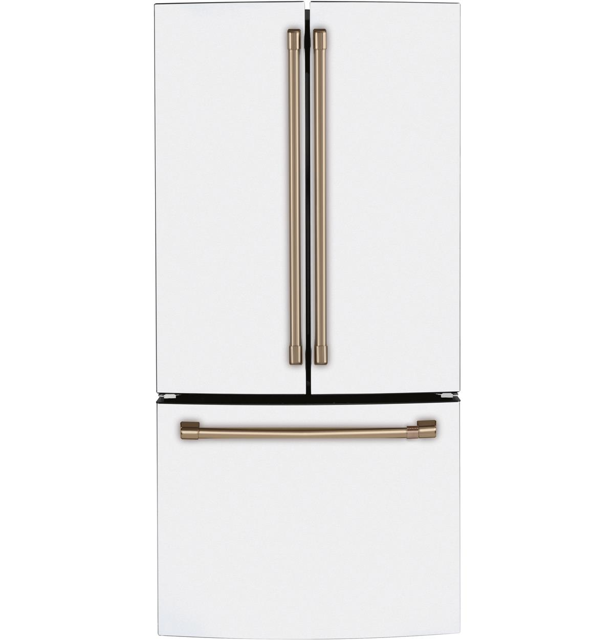 Café™ ENERGY STAR® 18.6 Cu. Ft. Counter-Depth French-Door Refrigerator