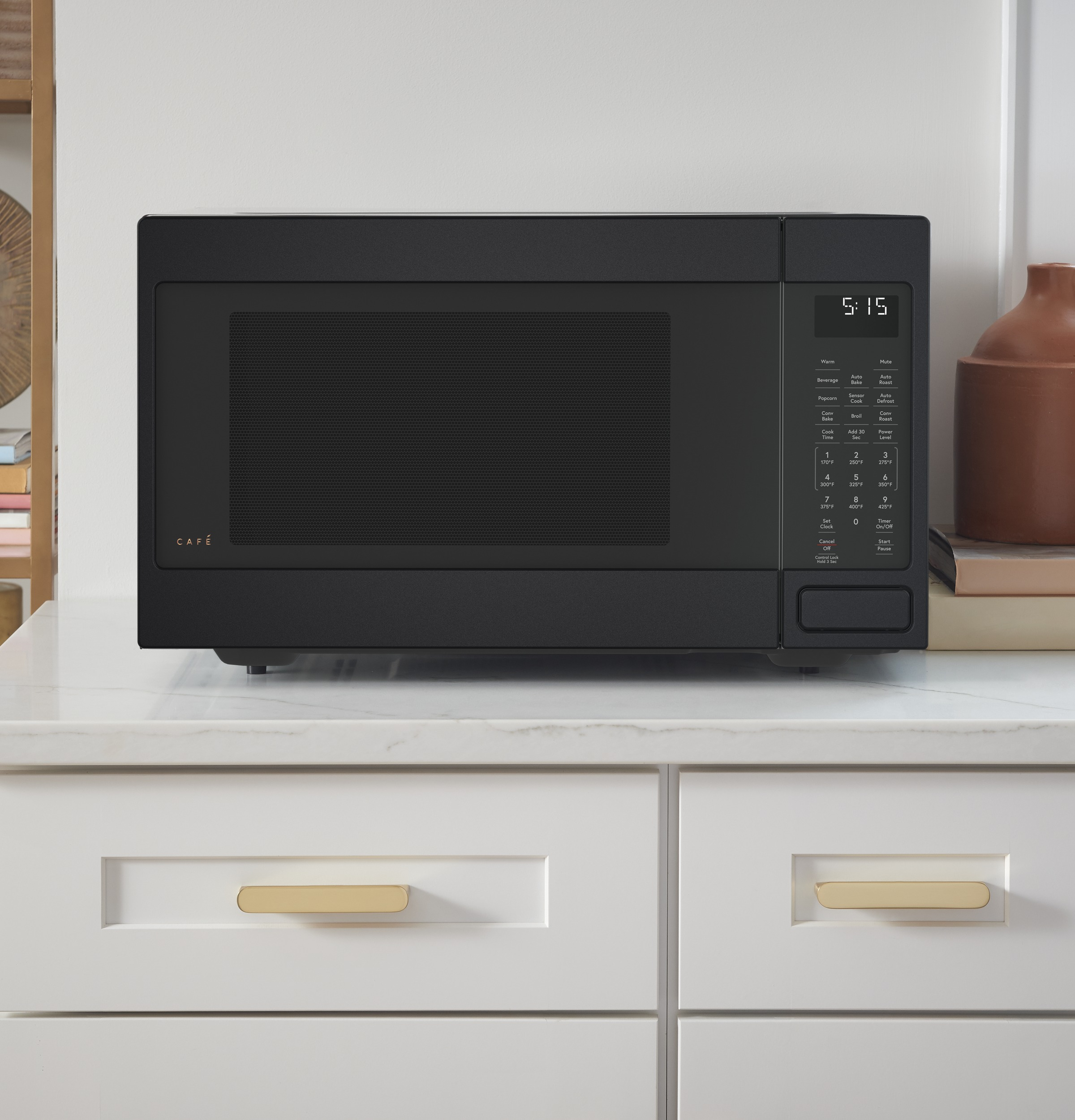 Ceb515p3mds Overview Cafe 1 5 Cu Ft Smart Countertop