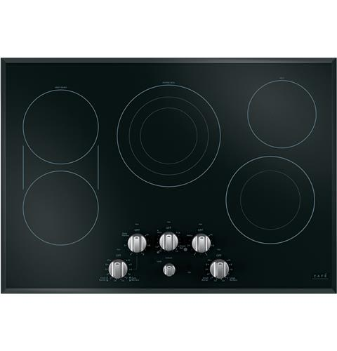 "Café™ 30"" Knob-Control Electric Cooktop"