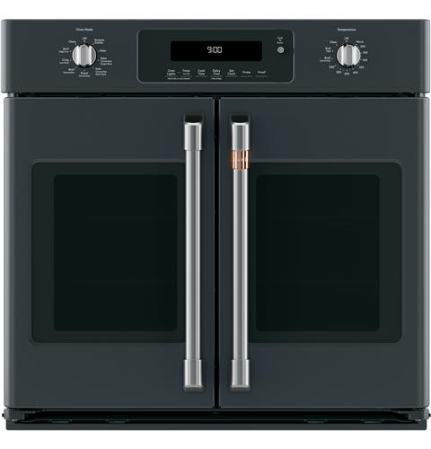 "Café™ 30"" Built-In French-Door Single Convection Wall Oven"
