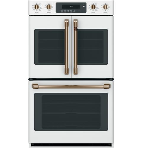 "Café™ 30"" Smart French-Door, Double Wall Oven with Convection"